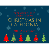 Christmas in Caledonia - 12/5/20
