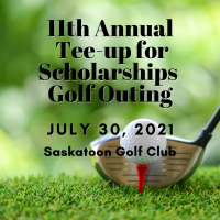 11th Annual 'Tee-up for Scholarships' Golf Outing 7/30/21