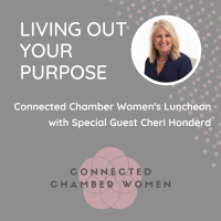 Connected Chamber Women's Luncheon 11/5/21