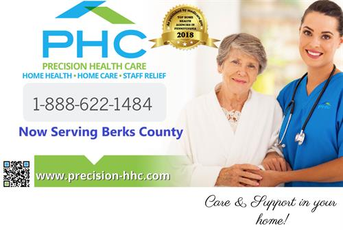 Now Serving Berks County