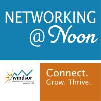 8/8 - Networking at Noon
