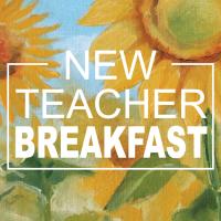 New Teacher Breakfast - Sponsorship