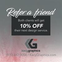 Kacy Graphics - Wellington