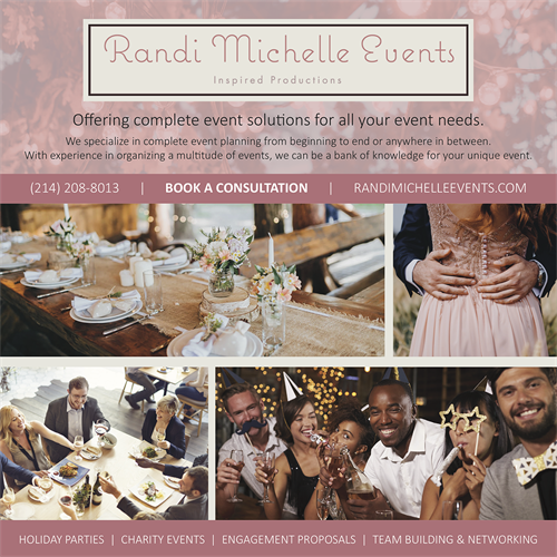 AD (RANDI MICHELLE EVENTS)