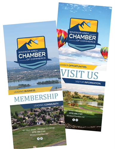 BROCHURES (WINDSOR AREA CHAMBER OF COMMERCE)