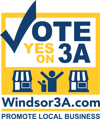 LOGO (WINDSOR VOTE YES 3A CAMPAIGN)