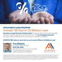Academy Mortgage - Troy Baldwin - Fort Collins