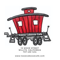 Loose Caboose Café - Willits