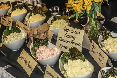 Taste of west virginia in morgantown jun 8 2017 for Table 9 morgantown
