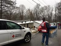 #GivingTuesday: Support Red Cross to Help Someone Affected by Disaster Every Eight Minutes