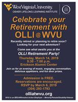 Celebrate Your Retirement with OLLI at WVU