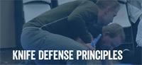 Knife Defense Principals