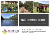 Wellbeing Solutions Offering Women's Yoga & Adventure Retreat