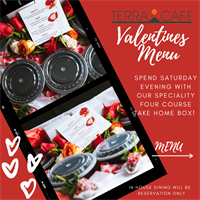 Terra Cafe - Morgantown