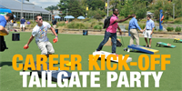 Career Kick-Off Tailgate Party