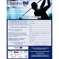 2019 Hocking Hills Chamber of Commerce's Annual Golf Outing
