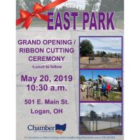Ribbon Cutting Ceremony / Grand Opening - East Park