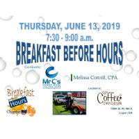 Breakfast Before Hours: Mr. C's Powerwash & Melissa Cottrill