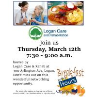 2020 Breakfast Before Hours: Logan Care & Rehab
