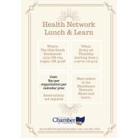 Health Network Lunch & Learn