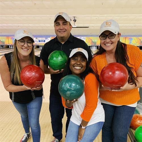 Company Bowling Day