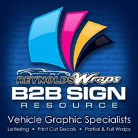 B2B Sign Resource / Reynolds Wraps