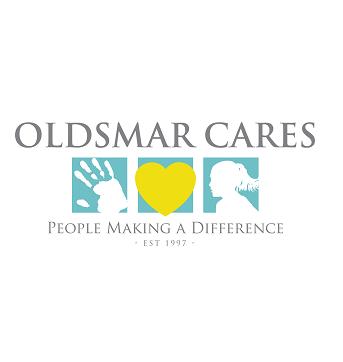 Oldsmar Cares Logo