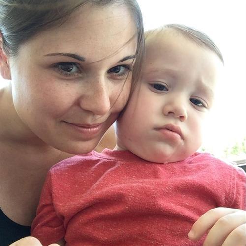 Kacen and mommy