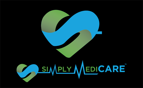 Simply Medicare Dark Background