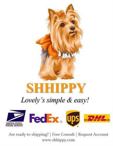 Shhippy.com - Lovely's Simple and easy shipping!