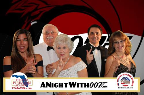 A Night With 007 Charity Event in Largo