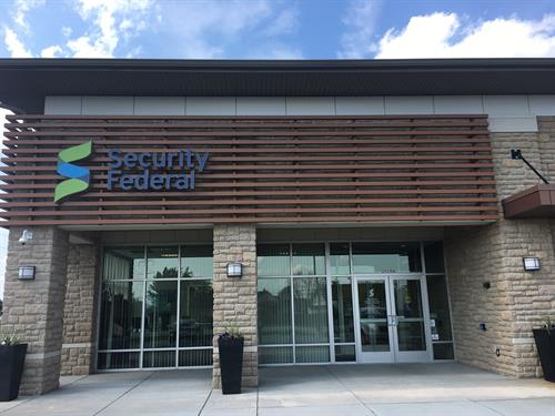 Security Federal Savings Bank Lafayette branch