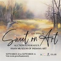 Sweet on Art: 5th Annual Auction Fundraiser