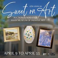 Sweet on Art: 6th Annual Auction Fundraiser