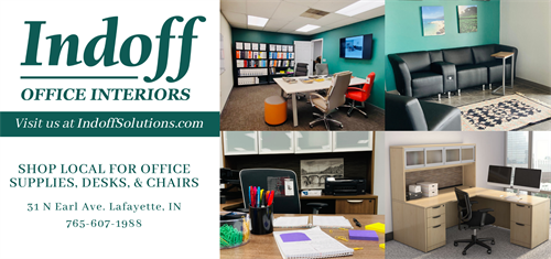 Indoff Office Interiors, Solutions Unlimited.