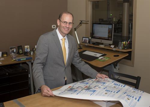 Leo Farrell, President