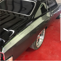 1970 Monte Carlo that we painted