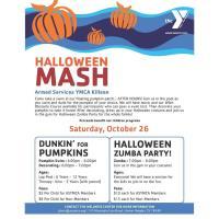 YMCA Halloween Mash