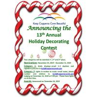 13th Annual Holiday Decorating Contest