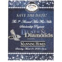 7th Annual Miss Five Hills Scholarship Pageant
