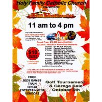 Holy Family Fall Fest