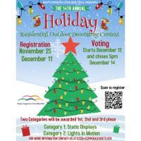 KCCB Holiday Decorating Contest