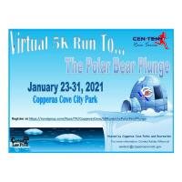 Annual Polar Bear Plunge & Virtual 5K