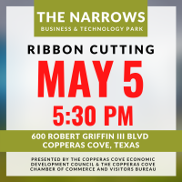 Ribbon Cutting for The Narrows