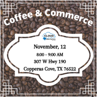 Coffee & Commerce - Cloud Real Estate