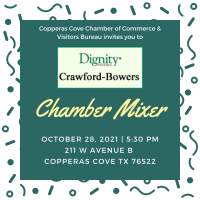 Business After Hours Mixer - Crawford Bowers