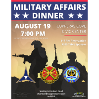 Military Affairs Dinner