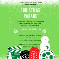 27th Annual Krist Kindl Markt Parade