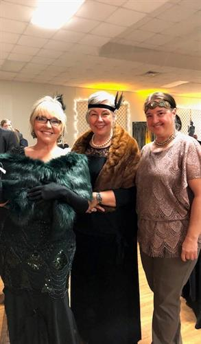 Chamber Roaring 20s Banquet with the Chamber of Commerce!