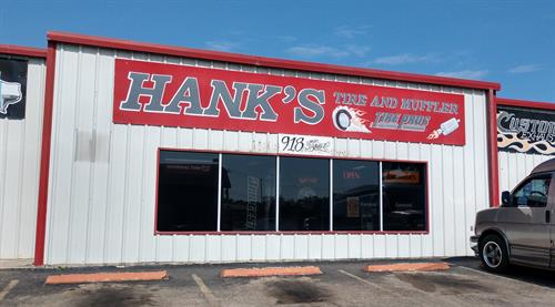 Hanks Tire Pros & Muffler